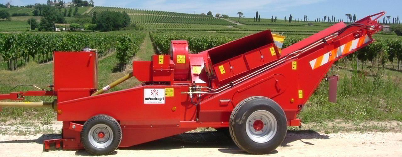 Pick-up semi-hydraulique